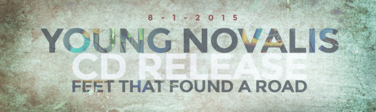 CD Release - August 1st, 2015