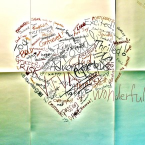 Heart Wallpaper 1024x768